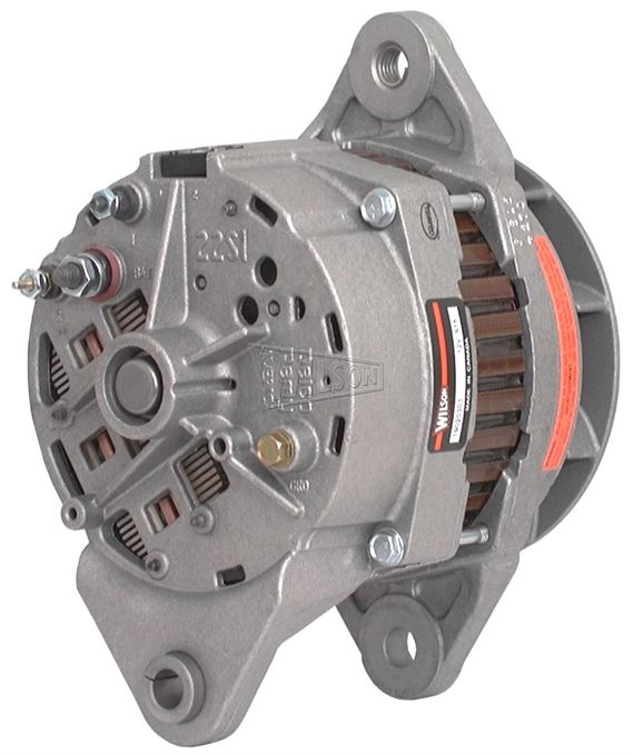 WILSON 90-01-4270 ALTERNATOR | Wilson Alternator Wiring Diagram |  | Filter Products Corporation