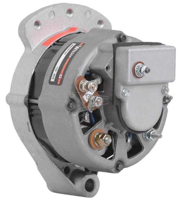 WILSON 90-05-9113 ALTERNATOR | Wilson Alternator Wiring Diagram |  | Filter Products Corporation