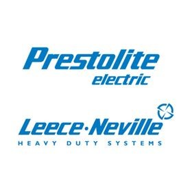 PRESTOLITE-LEECE-NEVILLE 8MR2343<BR>ALTERNATOR 12V 65A